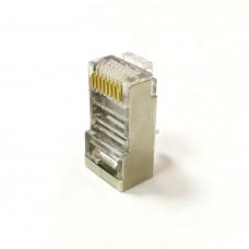 CONECTOR TELEF. PLUG 8P8C