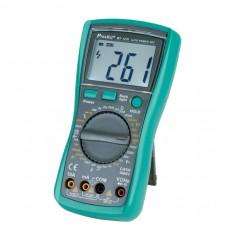 Multímetro digital CAT III 1000V
