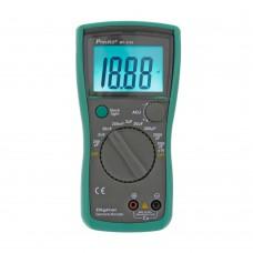 Capacímetro digital CAT 3 1000V