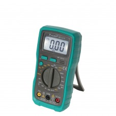 Multímetro digital CAT II 600V