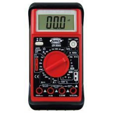 Multímetro digital  - 1000V - Medición ºC - Capacimetro