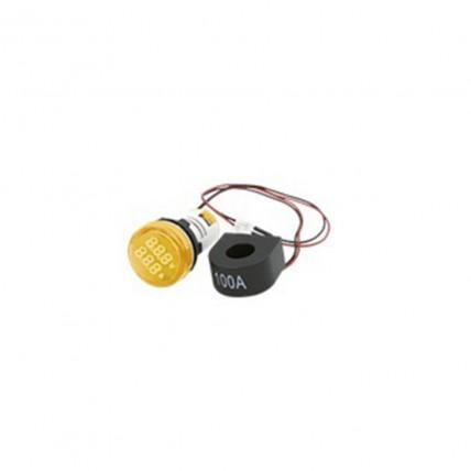Voltímetro-Amperímetro amarillo