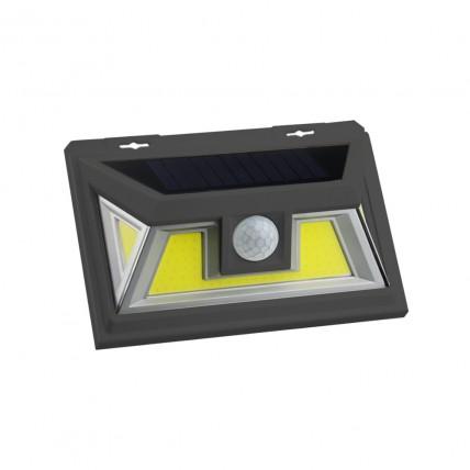 Luminaria Solar Exterior 10W