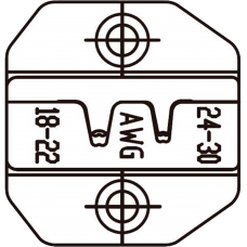 Mordaza p/terminales eléctricos