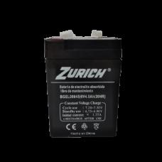 Batería de gel 6V 4.5A