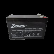 Batería de gel 12V 7.2Ah