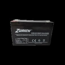 Batería de gel 6V 10A