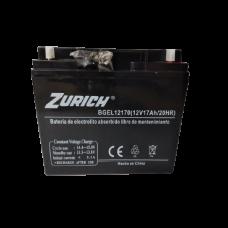 Batería de gel 12V 17A