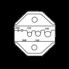 Mordaza para fibra óptica