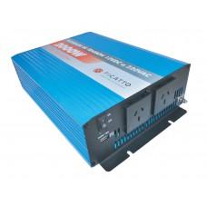 Inversor de tensión 2000W c/USB - Onda sinusoidal modificada
