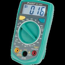 Multímetro digital CAT II 300V