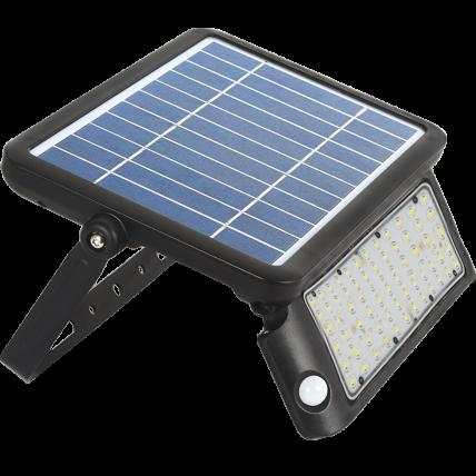 Luminaria solar 10W neutra