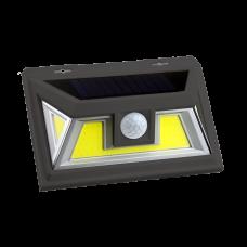 Luminaria Solar 10W C/Sensor y 2 funciones
