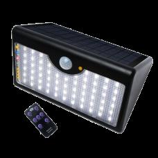 Luminaria Solar  9W C/Control y 5 Funciones