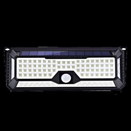 Luminaria Solar 10W C/ Sensor y 3 Funciones