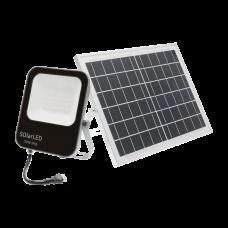 Reflector Solar 30W C/Control