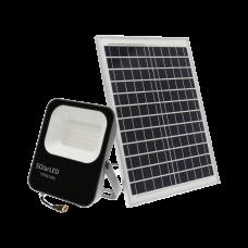 Reflector Solar 100W C/Control