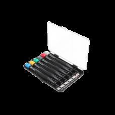 Kit de 6 destornilladores torx
