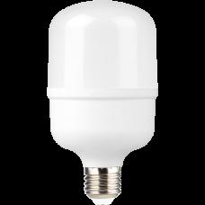 Lámpara galponera E27 30W fría