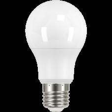 Lámpara bulbo 9W cálido