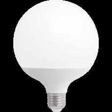Lámpara globo G120 20W fría