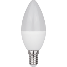 Lámpara vela E14 3.5W fría