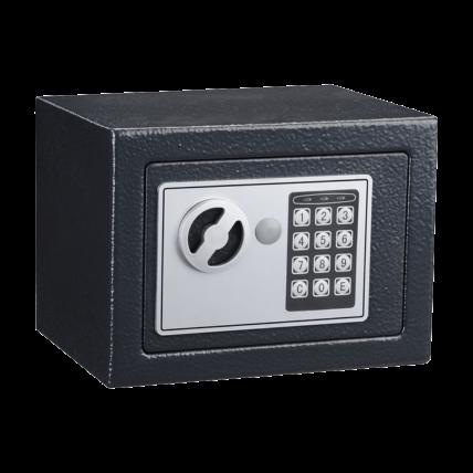 Caja Fuerte Gris - 17x23x17cm