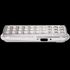 Luz de emergencia recargable 30 LEDS