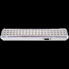Luz de emergencia recargable 60 LEDS