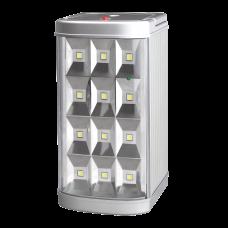 Luz de emergencia recargable 12 LEDS