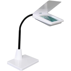 Lupa de escritorio 30 LED 300lm