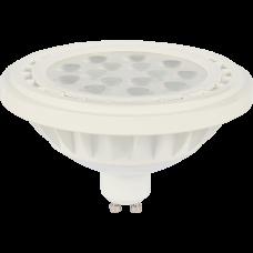 Lámpara LED AR111 10W cálida