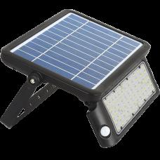 Luminaria solar 10W C/ Sensor y direccionable