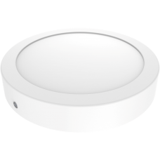 Downlight de aplicar 18W cálido
