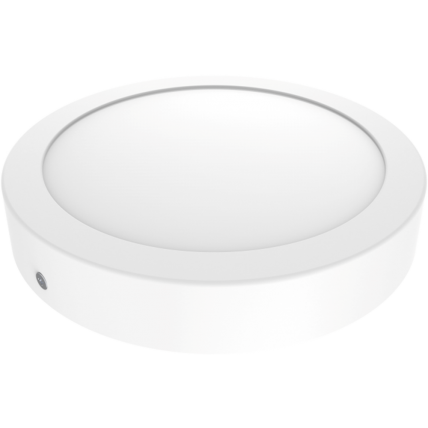 Downlight de aplicar 24W cálido