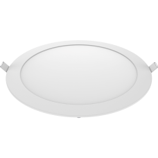 Downlight de embutir 6W cálido