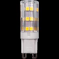 Lámpara bipín G9 3.5W cálida