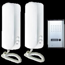 Portero eléctrico Intercomunicador 2 hilos
