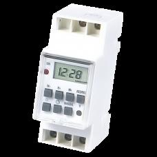 Timer digital para riel DIN 2200W